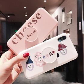 苹果8硅胶软壳iPhoneX手机壳6保护套
