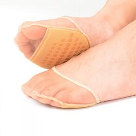 8双半码垫前掌袜防磨脚垫半截袜高跟鞋防滑垫前脚掌垫