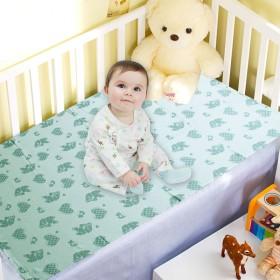 竹纤维婴儿凉席宝宝床单透气幼儿园凉席新生儿凉席夏季