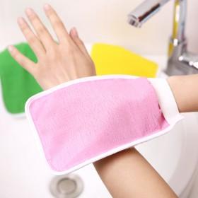 搓澡巾双面搓泥沐浴巾 磨砂搓背洗澡巾