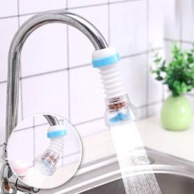 水龙头节水过滤器家用可伸缩可旋转防溅小花洒节水器滤