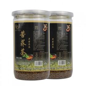 全株型黑苦荞2罐(共2斤)