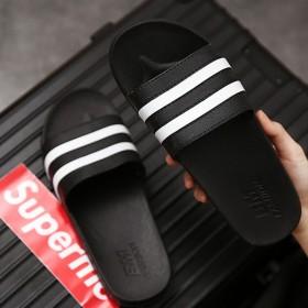 缀新品拖鞋女夏家用室内浴室防滑洗澡软底居家外穿可爱