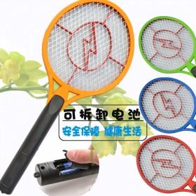 电蚊拍灭蚊拍干电池电蚊拍苍蝇拍灭蚊器家用灭蚊子拍