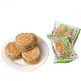 清热败火绿豆糕传统糕点1500克小包装手工绿豆饼