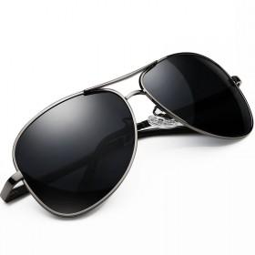 墨镜男士蛤蟆眼镜防紫外线太阳镜偏光镜开车驾驶镜墨镜