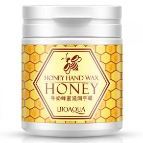 【抖音同款】牛奶蜂蜜手蜡手膜持久补水保湿滋润去角质