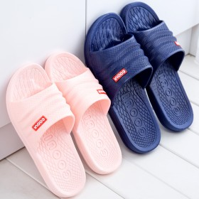 夏季浴室拖鞋男女防滑柔软耐磨居家拖鞋情侣款