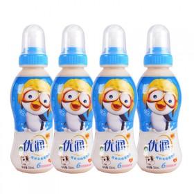 优润乳酸菌饮料200ml×4瓶国乒代言