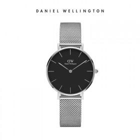 DW丹尼尔惠灵顿 手表新款 欧美简约金属表带
