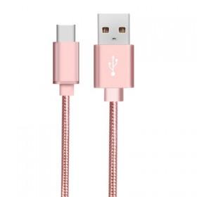 两条装 1米数据线 安卓苹果type-c充电线