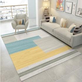 北欧简约ins/风格家用客厅卧室茶几沙发床边地毯