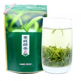 2018新茶叶长阳茶毛峰雨前特级炒青五峰绿茶