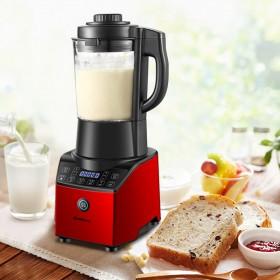 德国东仕免滤豆浆机多功能全自动家用加热破壁料理 机