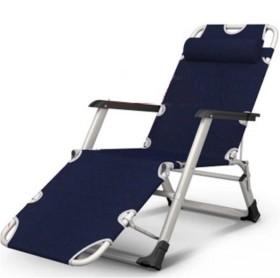 躺椅折叠椅子午休午睡椅办公室床靠背滩家用多功能
