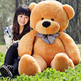 生日礼物可爱泰迪熊公仔毛绒布娃娃送女友节日女神必收