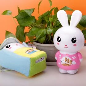 宝宝故事机兔早教机可充电下载0-3-6岁婴儿童音乐