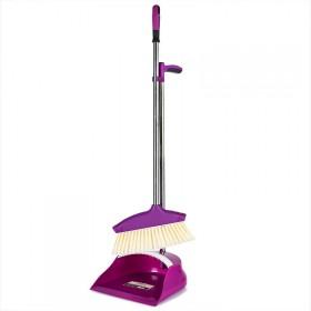 扫把簸箕套装组合家用加厚软毛扫地单个扫帚刮水器
