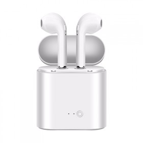 I7MINI苹果安卓手机单双耳充电无线蓝牙耳机立体