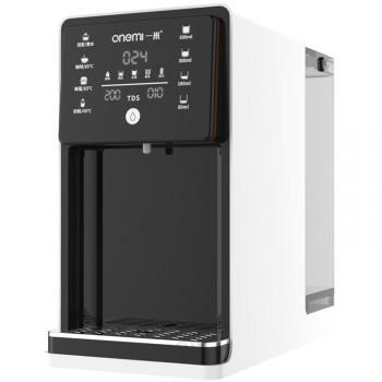 净水器家用直饮自来水带加热免安装反渗透多功能一体机