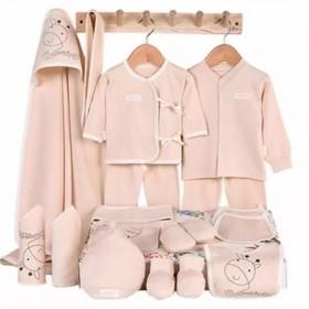 纯棉新生儿婴儿大礼包婴儿礼盒刚出生小孩衣服宝宝用品