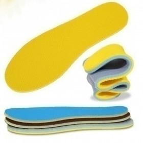 6双装 运动透气鞋垫吸汗减震