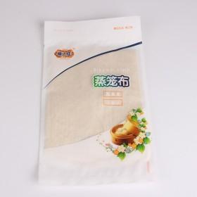 2片装加加厚蒸笼布纯棉纱屉布厨房蒸布不粘蒸小笼包