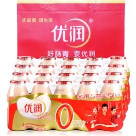 优润乳酸菌100ml×20瓶装国乒代言
