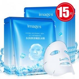 (新款沖量)15片玻尿酸水潤嫩膚面膜