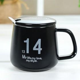 创意陶瓷马克杯子