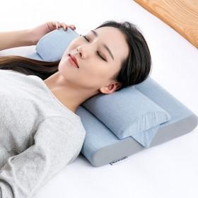 记忆枕头枕芯单人慢回弹太空记忆棉枕头学生枕头成人护