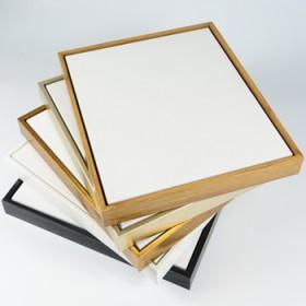 简约免装裱油画框油画布框