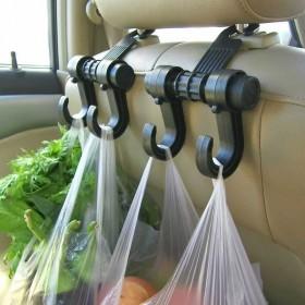 挂钩座椅背置物头枕车载多功能车用