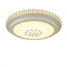 LED吸顶灯欧式简约圆形白光过道吊灯走廊阳台灯