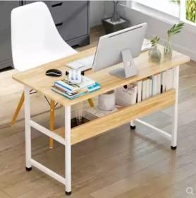 书桌电脑桌台式家用桌子简约现代办公桌简易书桌学习桌