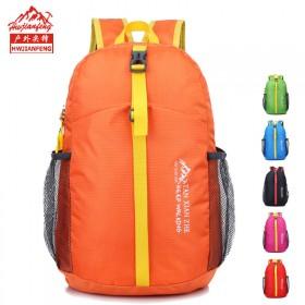 皮肤包超轻便携可折叠旅行包双肩包女徒步超薄防水运动