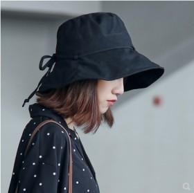 日系渔夫帽帽子女遮阳帽太阳帽