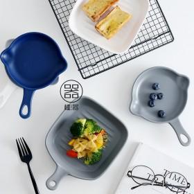 创意陶瓷早餐盘 西餐盘