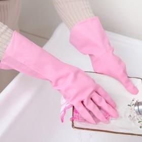 【3双装】薄款厨房洗碗洗衣服手套家务手套
