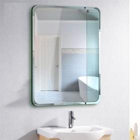 防爆卫生间镜子壁挂贴墙免打孔化妆卫浴镜粘贴镜