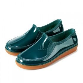 春秋雨鞋男士低帮浅口防水鞋女雨靴水靴