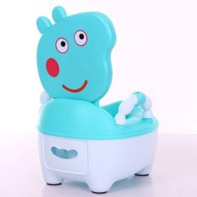 儿童马桶坐便器婴儿幼儿便盆尿盆抽屉式座便器