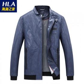 品牌剪标男装尾货清仓春季新款男士立领夹克男休闲外套