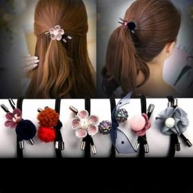头绳韩国小清新发绳森女系成人简约发圈头饰扎头发橡皮