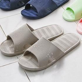 邂新品家用室内软底浴室洗澡防滑拖鞋冲凉鞋男女情侣