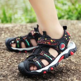 凉鞋男童鞋子夏季沙滩鞋