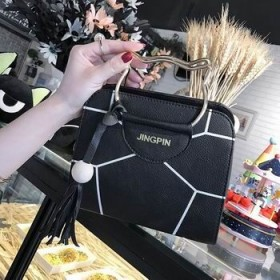 新款韩版潮女士单肩包时尚手提女包斜挎休闲小包