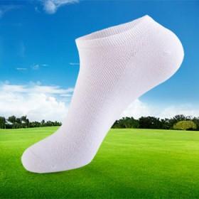 【6双】纯棉透气船袜夏季薄款男袜短袜隐形袜 sjy