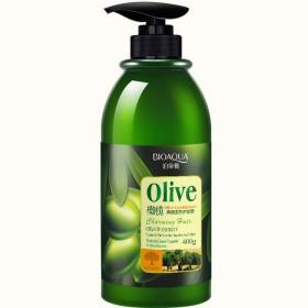 橄榄柔顺护发素清爽控油深层清洁