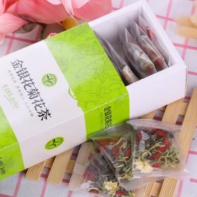 枸杞菊花茶小包装组合去泡火清小袋装热解冰糖饮品毒
